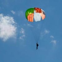 Прыжок с парашютом в Томске